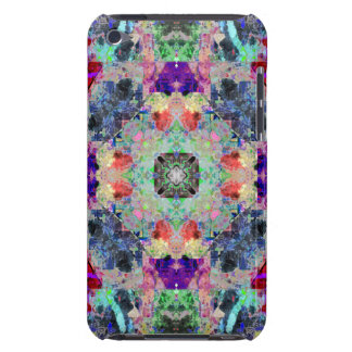Abstract Symmetry of Colors iPod Case-Mate Case
