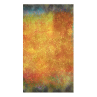Abstract Tarnished copper textured business card