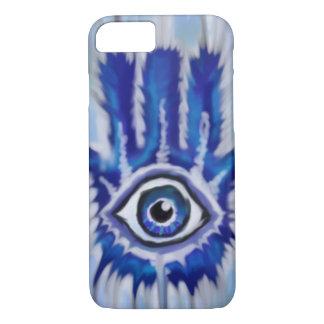 Abstract Tarot Hamsa Eye iPhone 7 Case