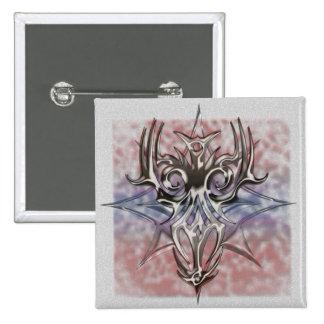 Abstract tat design pin