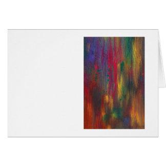 Abstract - Tempera - Night Fall.jpg Card