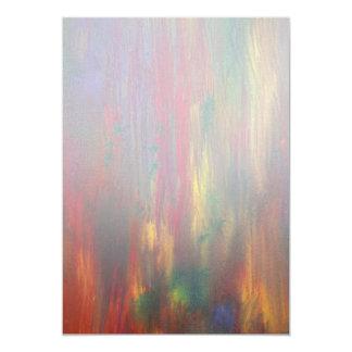 Abstract - Tempera - Night Fall.jpg Invitation