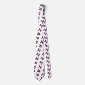 Abstract Texas that reminds of great painters. Neck Tie
