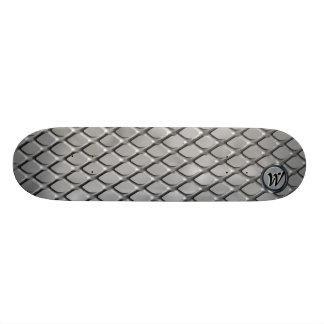 Abstract Texture 1 Skateboard Options