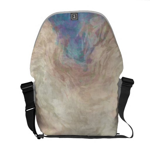 Abstract Texture 8 TPD Courier Bags