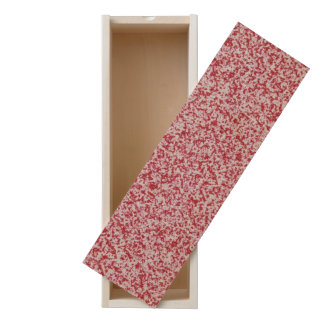 Abstract Texture Wooden Keepsake Box