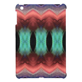 Abstract Textured Form iPad Mini Cover