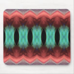 Abstract Textured Form Mouse Pad