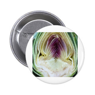 Abstract Textures Artichoke Profile Buttons