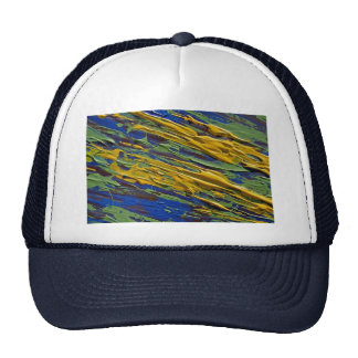 Abstract The pond Hat