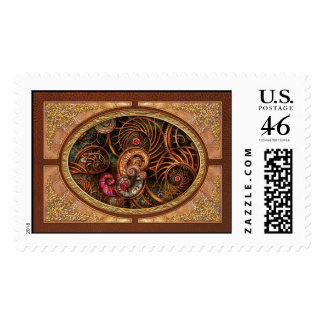 Abstract - The wonders of Sea Stamps