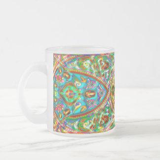 Abstract Thoughts 2 Art Deco Mug