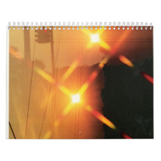 ABSTRACT THOUGHTS CALENDAR