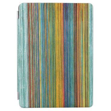 Abstract Thread Horizontal Lines   iPad Air Case