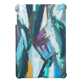Abstract Three Graces abstract expressionism Case For The iPad Mini