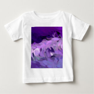 Abstract Tidal Wave Baby T-Shirt