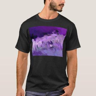 Abstract Tidal Wave T-Shirt