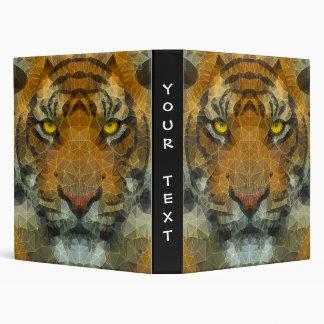 abstract tiger binder