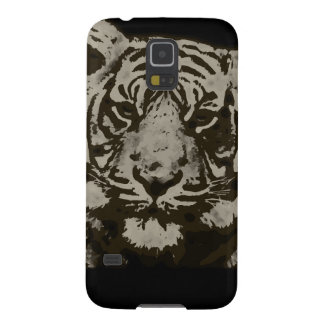 Abstract Tiger Cases For Galaxy S5