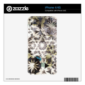 Abstract Tile II Skin For The iPhone 4