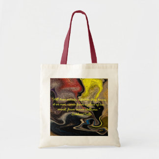 abstract tote
