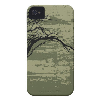 Abstract Tree Art Case-Mate iPhone 4 Cases