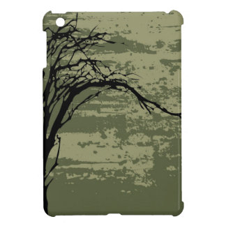 Abstract Tree Art Cover For The iPad Mini