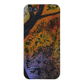 abstract tree art digital art i iPhone 5 covers