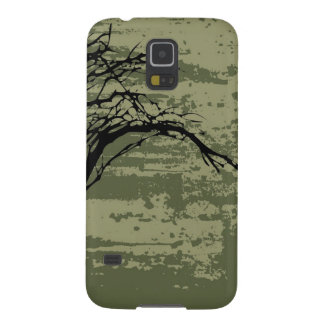 Abstract Tree Art Galaxy S5 Case