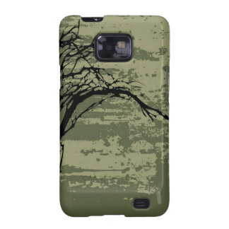 Abstract Tree Art Galaxy SII Covers