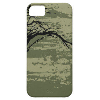 Abstract Tree Art iPhone 5 Case