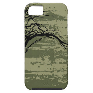 Abstract Tree Art iPhone 5 Covers