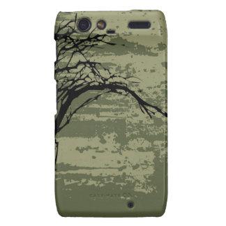 Abstract Tree Art Motorola Droid RAZR Case