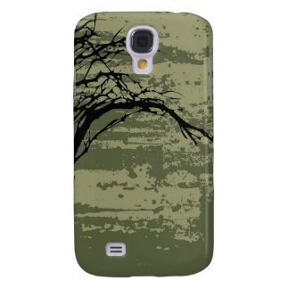 Abstract Tree Art Samsung Galaxy S4 Cases