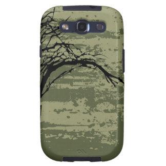Abstract Tree Art Samsung Galaxy SIII Case