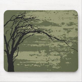 Abstract Tree Art v3 Mouse Pad