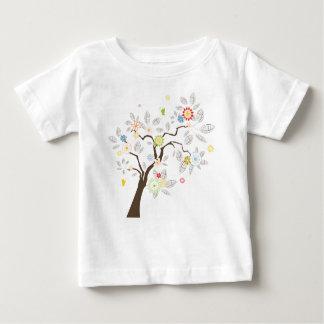 Abstract Tree Baby T-Shirt