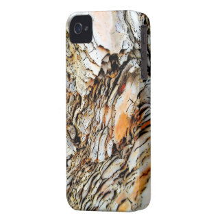 Abstract Tree Bark Nature Case Mate iPhone 4 Case-Mate Case