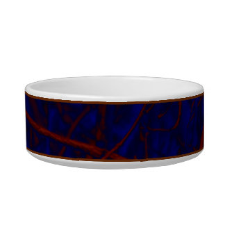 Abstract Tree Branches Bowl