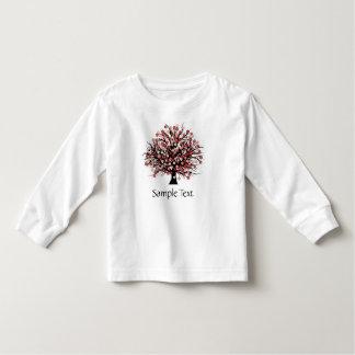 Abstract Tree Hugger Toddler T-shirt