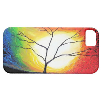 Abstract Tree iPhone 5 Case