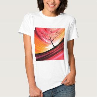 Abstract Tree - Modern Art Tees