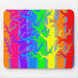Abstract Tree Mousepad