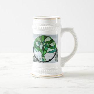 Abstract Tree of Life Mug