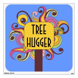 Abstract Tree - Tree Hugger Room Graphics