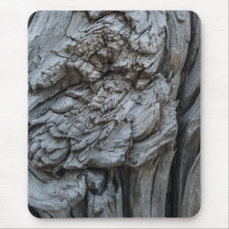 Abstract Tree Trunk Texture Mouse Pad