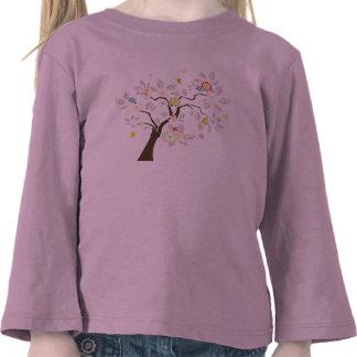 Abstract Tree Shirts
