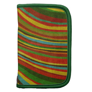 abstract triangle texture Wristlet Organizers