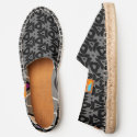 Abstract Triangles Espadrilles