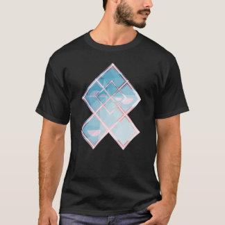 Abstract triangulate XOX Design T-Shirt